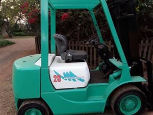 2.5Ton Mitsubishi Forklift