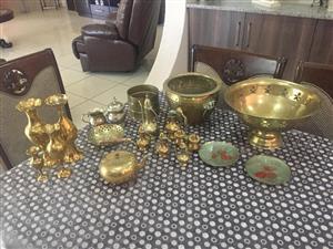 Brass ornamente te koop