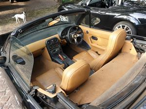 1997 Mazda MX-5 1.8i soft top
