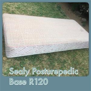 Sealy posturepedic base te koop