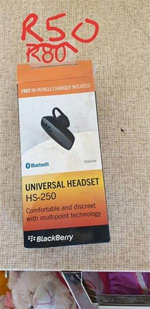 Universal headset for sale