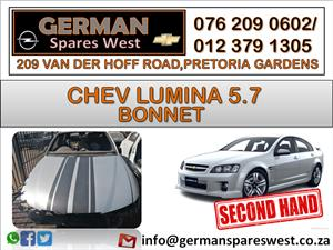 Chev Lumina In Car Spares And Parts In South Africa Junk Mail