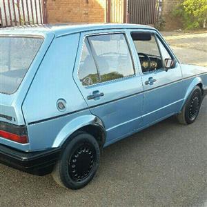 1990 VW Citi CITI CHICO 1.4