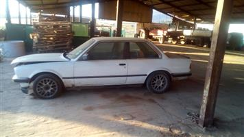 1989 BMW 3 Series sedan