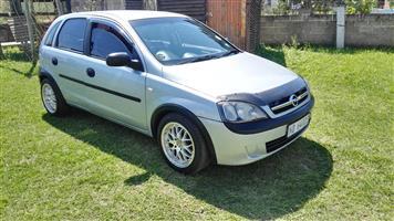 2003 Opel Corsa hatch 5-door CORSA 1.4 ENJOY A/T 5DR