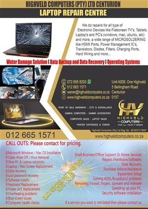 HIGHVELD COMPUTERS (PTY) LTD MID MONTH SALE NOW ON WHILE STOCKS LAST