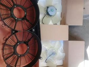 Fan and.covers