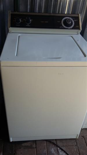 15 kg whirlpool washing machine