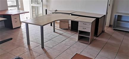 Maple desks