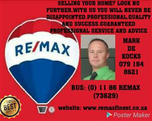 RE/MAX FINEST AGENT AT YOUR SERVICE.