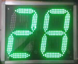 High brightness Digital LED Swimming Pace Clock.
