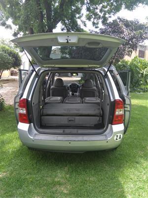 2010 Kia Sedona 2.9CRDi automatic