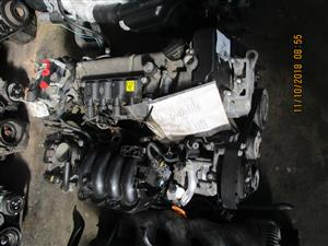 Fiat 1.2 169A Engine for sale