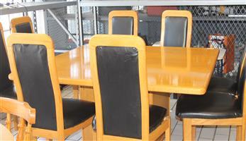 9 piece dining room set S031401A #Rosettenvillepawnshop
