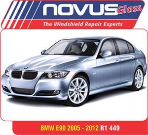 BMW E 90 Windscreen