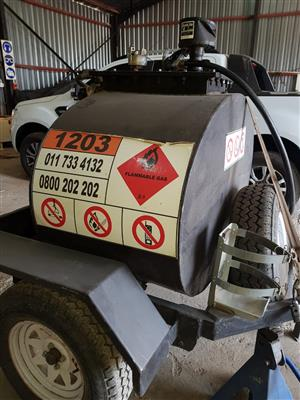 500 Liter diesel tank for sale