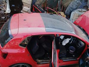 VW Polo 7 GTI Striipping For Spares