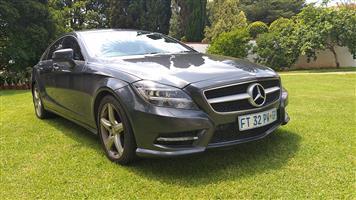 2013 Mercedes Benz CLS 250CDI