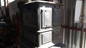 Old cast iron stove for sale  Port Elizabeth