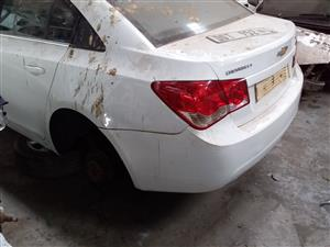 2011 Chev Cruze stripping for spares by K&M motor spares