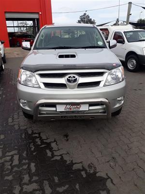 2006 Toyota Hilux double cab HILUX 3.0 D 4D RAIDER 4X4 A/T P/U D/C