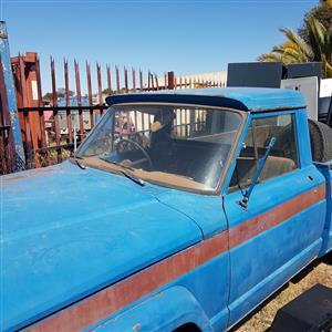 Jeep Gladiator  for restoration