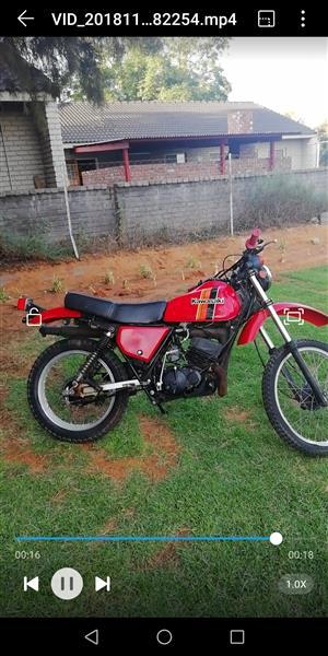 Kawasaki KAF400B Mule600 4x2