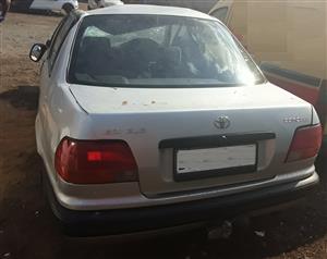 Corola Rear Bumper