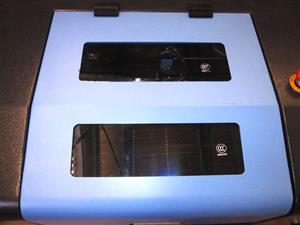 LC2-1610/D80 TruCUT Performance Range 1600x1000mm Cabinet, Conveyor Table, Double Laser