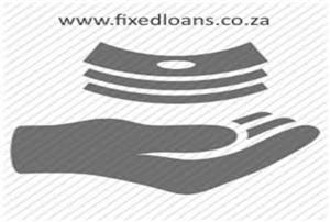 Offering Domain Name For Sale; http://fixedloans.co.za