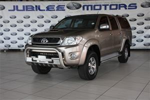 2010 Toyota Hilux 3.0D 4D double cab Raider