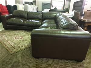 100% Genuine Full Leather Corner Unit R 24900
