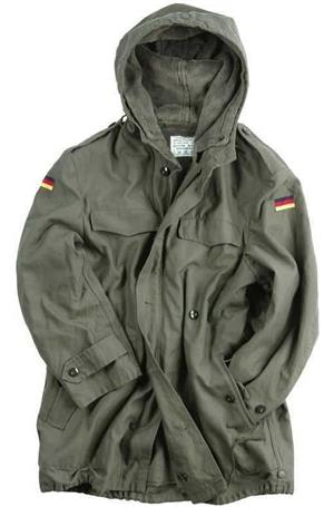 German Parka Jacket