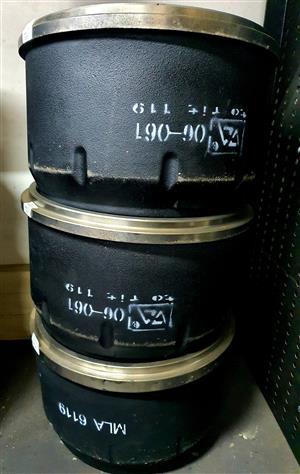 MP36 Rear Brake drums
