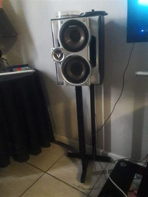 Sony hifi system real sound