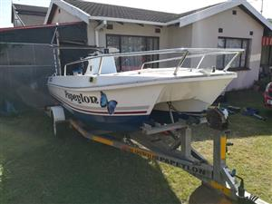 Bay Boat for Sale