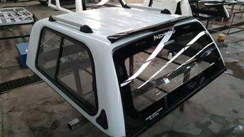 RANGER 12 DC ANDYCAB PLATINUM CANOPY 4031