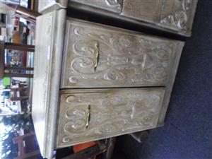 Wooden 2 Door Cabinet