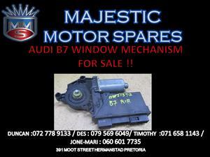 AUDI B7 WINDOW MECHANISM MOTOR