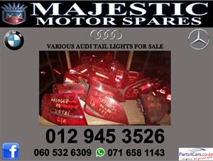 Audi Tail lights for sale