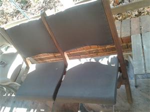 City Hall chairs