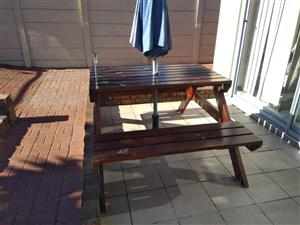 Outdoor table for sale