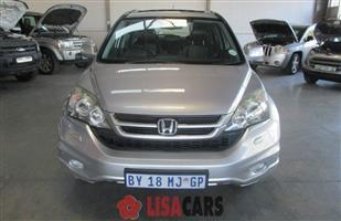 2012 Honda CR-V 2.4 Executive