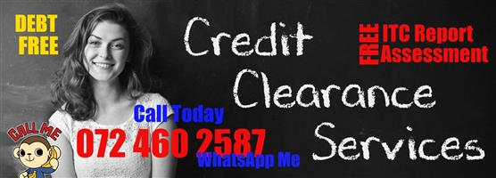 Credit Clear & ITC clearance, clearing