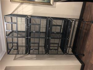 New cage 6 in 1 or 3 in 1