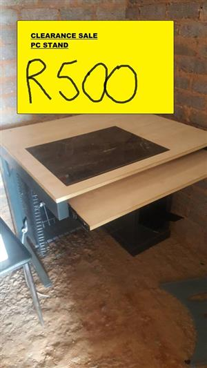 LARGE PC STAND FOR SALE