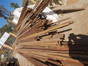 We sell a wide range òf reclaimed wood. Skirtings, beams, wooden flooring etc.    Please send us a mail if you require timber    Thanks!