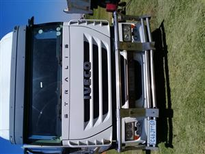 Iveco Stralis up for sale.