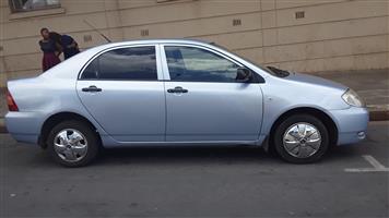 2006 Toyota Corolla 1.6 Advanced