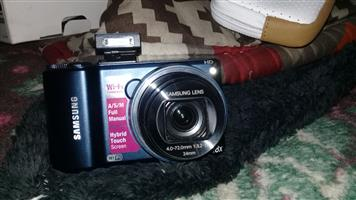 Samsung smart camera 18x hd 14mpg Touch wifi brand new tv cable charger whatsapp 0749535648 1500neg